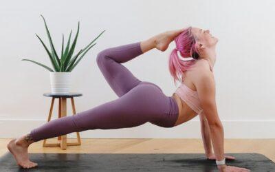 3 grunde til at gå i gang med at dyrke yoga